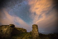 Gateway to the Stars (Minibert93) Tags: astrophotography stars nightshooting wicklow ireland clouds longexposure landscape sky