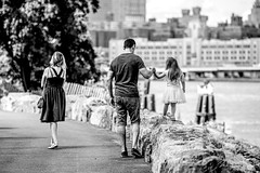 Guided by Daddy (Mario Rasso) Tags: mariorasso brooklyn park nikon d810 usa newyork family