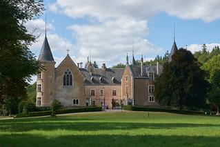 Château de Bourbilly (Côte d'Or)