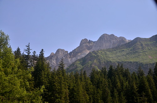 Mt. Pilatus from the north