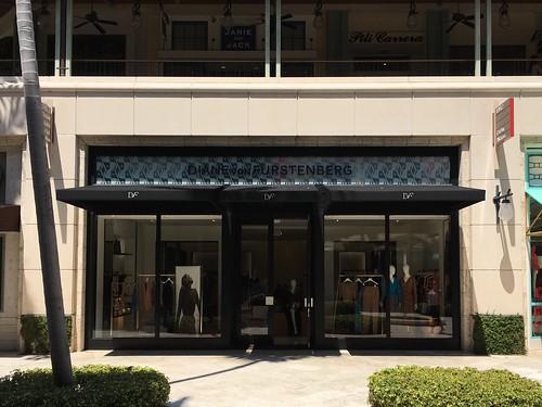 Diane Von Furstenberg Shops At Merrick Park