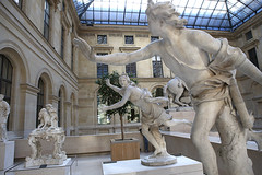 _le_louvre_sculptures_58h85 (isogood) Tags: paris louvre france art paintings decor baroque barocco frescoe museedulouvre louvremuseum sculptures