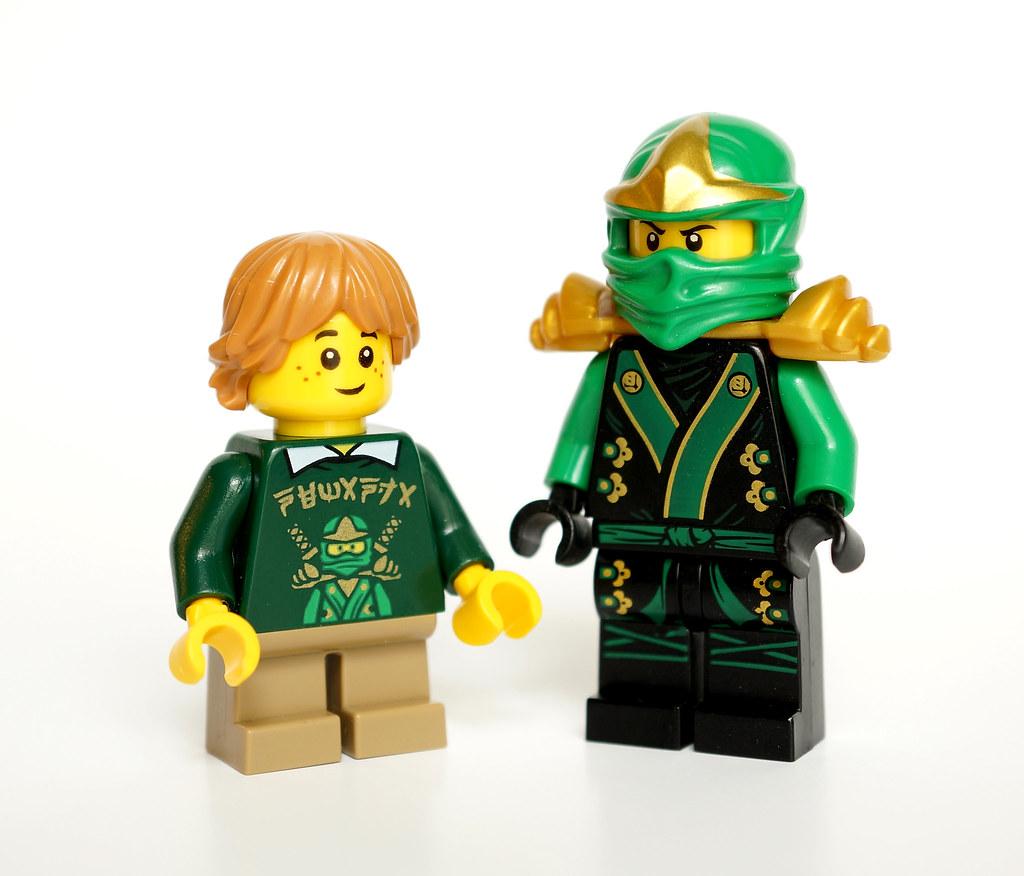 The world 39 s best photos of ninja and ninjago flickr hive - Ninjago lego lloyd ...