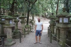 Nara, Japan, September 2017