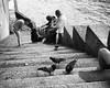 Pinic by the Seine (minus6 (tuan)) Tags: minus6 leicamonochrom summilux 50mm paris