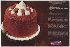 Party Recipes Make With Your Favorite Candies PH1083 I (Eudaemonius) Tags: ph1083 mm mars party recipes c1963 eudaemonius bluemarblebounty cooking coobook candy baking cook book chocolate rice pudding snickers bars