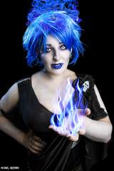 Lady Hades... (Ring of Fire Hot Sauce 1) Tags: cosplay ladyhades hercules disney josephinemistressofmischief sandiegocomiccon sdcc