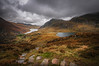 A breath of fresh air .... (Einir Wyn Leigh) Tags: landscape autumn colours rural outside storm lakes moody path stones nature natral october wales cymr uk britain walk climb above scenery snowdonia wilderness gold orange green light