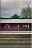 platform 2 Drenewydd (KZRES - José Miguel Romero) Tags: newtown drenewydd railway station estaciontren ferrocarril arquitectura architecture wales unitedkingdon uk horizontal paralelo 1650 selp1650 cymru