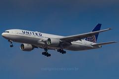 N797UA (rcspotting) Tags: n797ua boeing 777200 united airlines gru sbgr