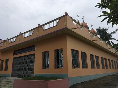 Laxmi Nrsimha Mandir at the Yogapith