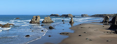 Bandon Beach (russ david) Tags: bandon beach oregon april 2017 pacific ocean coos county sea stacks