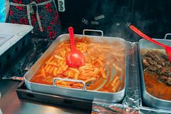 Topokki! (eekiem) Tags: korea seoul ehwa woman university street foods local delight olympus penf