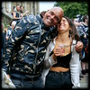 International Love (* RICHARD M (6.5+ MILLION VIEWS)) Tags: street portraits portraiture streetportraits streetportraiture couples liverpoolpride gaypride lgbt love happy happiness smiles joy togetherness liverpool merseyside liverpudlians scousers merseysiders europeancapitalofculture capitalofculture handsomecouple hugs camouflage camouflagejacket bald baldheaded heartwarming