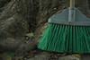 Ya tengo algunas experiencias para platicar (Ed Visoso) Tags: edvisoso tenreflexpic 40mm escoba broom hojas leaves