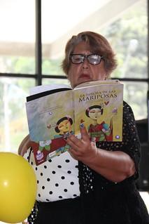 4to aniversario Parque Biblioteca Gabriel García Márquez Doce de Octubre
