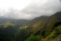 The camera can't capture the amazing views though (Jelger Groeneveld) Tags: georgia tusheti omalo dartlo roadtrip kakheti caucasus