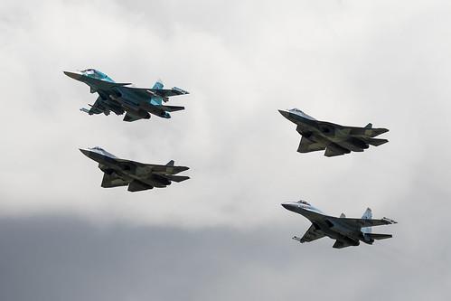 Sukhoi Flypast - 6