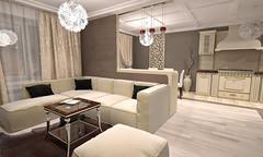 Дизайн интерьера квартиры | гостиная