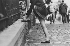 Moi par lui (l'imagerie poétique) Tags: limageriepoétique poeticimagery paris montmartre photoparpierre scènedurue argentique film minoltax700 kodaktrix400 filmforfriday grainisgood makerealphotos filmisnotdead