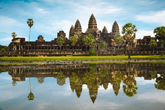 Angkor wat (Patrick Foto ;)) Tags: ancient angkor architecture asia asian buddha buddhism building cambodia cambodian castle exterior face heritage hindu hinduism khmer lake landmark lotus mekong monument old palm raider reap reflection religion religious rock ruin shiva siem site sky stone ta temple thailand thom tomb tourism tower travel tree unesco wat water wisdom world krongsiemreap siemreapprovince kh
