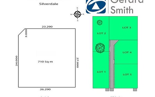 Lot 4 Taylors Road, Silverdale NSW