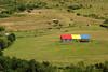 Countryside (denismartin) Tags: southerncarpathians flag romania roumanie house farm countryside carpathianmountains outstandingforeignphotographersvisitingromania