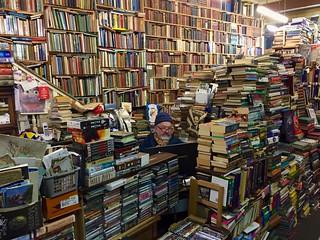 Camilla's Bookshop. Eastbourne.