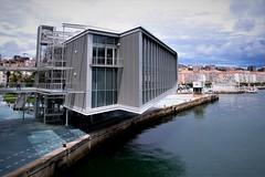 The Botin Center (Dan Guimberteau) Tags: espagne cantabrie cantabria spain sea ocean art culture building architecture