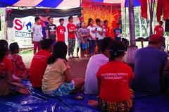 Buwan ng Wika sa Paaralang Lumad sa UPD (Fred Dabu) Tags: lumad saveourschools diliman kampuhansadiliman lakbayanngpambansangminorya lakbayan