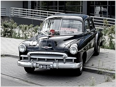 Chevrolet Fleetliner / 1949 (Ruud Onos) Tags: chevrolet fleetliner 1949 chevroletfleetliner1949 am9522 saturdaynightcruiseaugustus2017