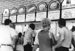 Taco Bell in 1968 (Brett Streutker) Tags: restaurant cafe diner eatery food hamburger cheeseburger eat fast macdonalds burger vintage colonel sanders kentucky fried chicken big mac boy french fries pizza ice cream server tip money cash out dining cafeteria court table coffee tea serving steak shake malt pork fresh served desert pie cake spoon fork plate cup drive through car stand hot dog mustard ketchup mayo bun bread counter soda jerk owner dine carry deliver taco bell 1968