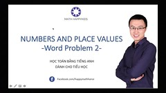 [MATH 6] Toán đố - Tập 2 - Số Học Toán tiếng anh - Word Problem - Math HappyKid (Happymath _ Math Teacher) Tags: alevel alevelsubject algebra aslevel aa calculus easymaths fastmath math mathematician mathquiz mathproblemsolver maths mathformulas mathsonline mathforkids mathsproject mathematics mathtutoronline mathtricks mathsquestion mathssolution mathworksheets mathwordproblems mathtest grade khanacademy khanacademymath khan learnmath prealgebra mentalmath 3rdgrademath 7thgrademath trigcalculator internationalschool triggraphs googlemath onlinemath discretemathematics geometricshapes geometryformulas trigonometryformulas geometry geometryproblems g igcse trigidentities trigonometry trigonometryfunction trigonometryhelp trigonometryproblems trigonometryrules circlegeometry chemistry freecourseonline solver problem 6th