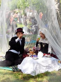 Viktorianisches-Picknick