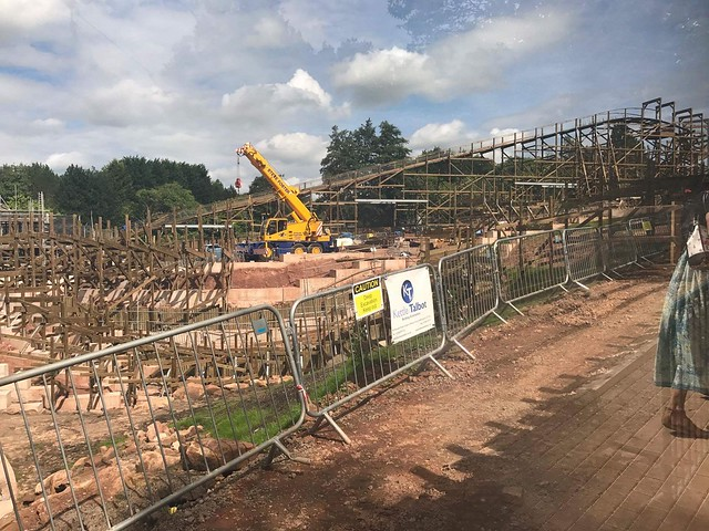 SW8 Construction Site - 2nd September 2017