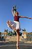 Hero's Square (juanjorodríguezMX) Tags: garota menina mujer ragazza femme woman girl ballerina danseuse bailarina dancer fotógrafomexicano retrato ritratto portrait danza dança gente budapest hungría magyarorszag balerina mexicanphotographer herossquare hősöktere