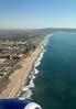 Los Angeles Beaches (Stabbur's Master) Tags: california californiacoast losangeles lax viewfromplane beach coastline shore californiabeach losangelesbeach pacificoceanbeach pacificcoastline elsegundo elsegundobeach manhattanbeach hermosabeach