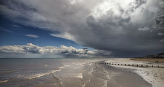 Rolling in... (kathharper23) Tags: bridlington weather storm seagulls