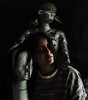 (Nicolas Pujol Ph) Tags: argentina portrait retrato persona cara oscuro oscura nikon