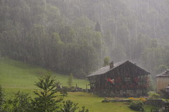 Who'll stop the Rain? (Marco MCMLXXVI) Tags: alagna valsesia italy mountain landscape scenery nature rain rainstorm summer outdoor forest village weather globalwarming sony ilce6000 a6000 pz1650 sooc alps europe montagna pioggia estate