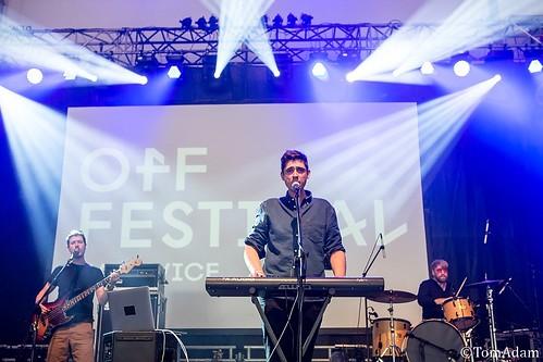 C Duncan at Off Festival 2017