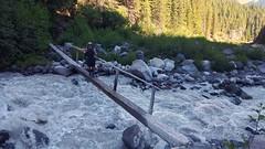 Winthrop Creek (Dan Nevill) Tags: wonderland rainier wonderlandtrail mtrainier mountrainier nationalpark backpacking camping trail wilderness alex kieth hiking wildflowers washington pacificnorthwest pnw
