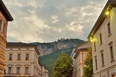 2017-07-09 at 21-19-50 (andreyshagin) Tags: trento italy architecture andrey shagin 2017 trip travel town tradition nikon daylight d750 night low lowlight