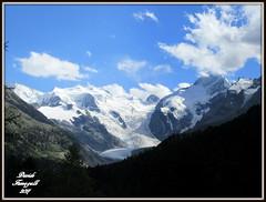 ghiacciaio del Bernina (DaveFuma) Tags: bernina montagna ghiacciaio mountain glacier gebirge