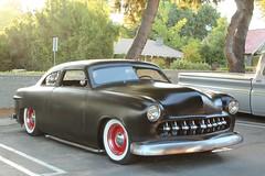 Lake Avenue Church Classic Car Nights 8-11-17 (USautos98) Tags: 1951 ford shoebox leadsled traditionalhotrod streetrod custom