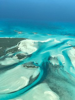 The northern Exuma Cays Water No People Nature Scenics Day Beauty In Nature Sea Tranquility Outdoors Bahamas Travel Destinations Travel Aerial View High Angle View Blue Ocean at Shroud Cay