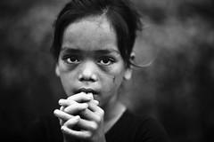 Nobody Is Innocent (N A Y E E M) Tags: tania girl beggar portrait street afternoon crbroad chittagong bangladesh carwindow