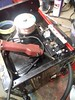SnapOn Cebora Turbo 130 20170810_004339 (DrJohnBullas) Tags: snapon snap cerbora snapmig turbo 130 spares or repair diy fix wire feed clamp clamping reel modification