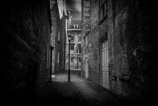 Backstreets of Bath
