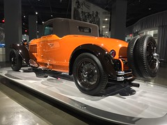 IMG_0431 (vxla) Tags: 2017 2010s vxla california travel summer september westcoast iphone losangeles petersenautomotivemuseum car automobile transportation museum museumrow miraclemile
